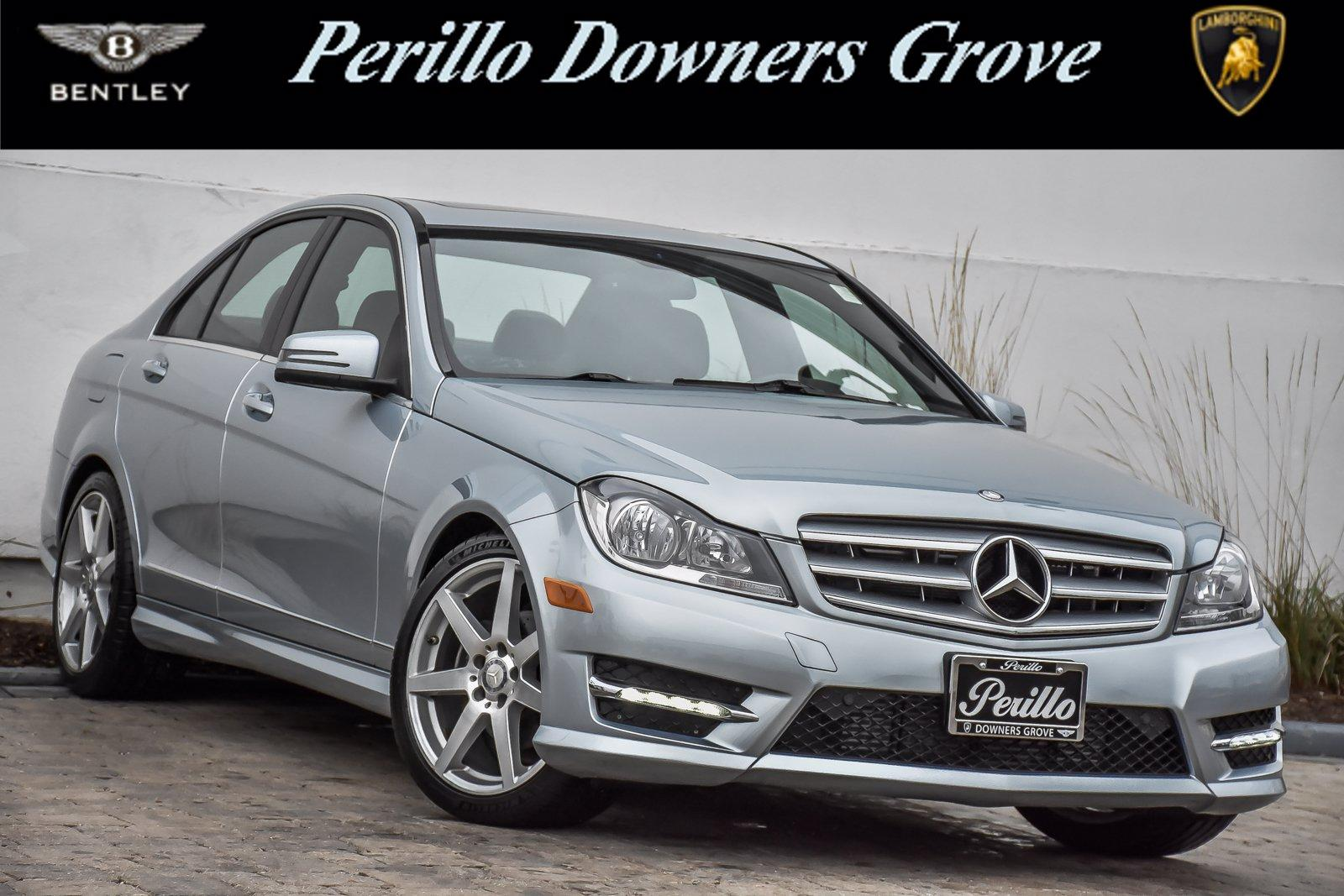 Used 2014 Mercedes-Benz C-Class C 250 Sport | Downers Grove, IL