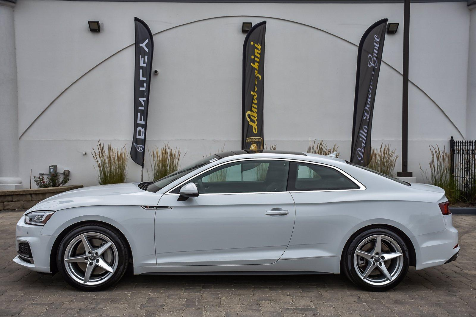 Used 2019 Audi A5 Coupe Premium Plus With Navigation | Downers Grove, IL