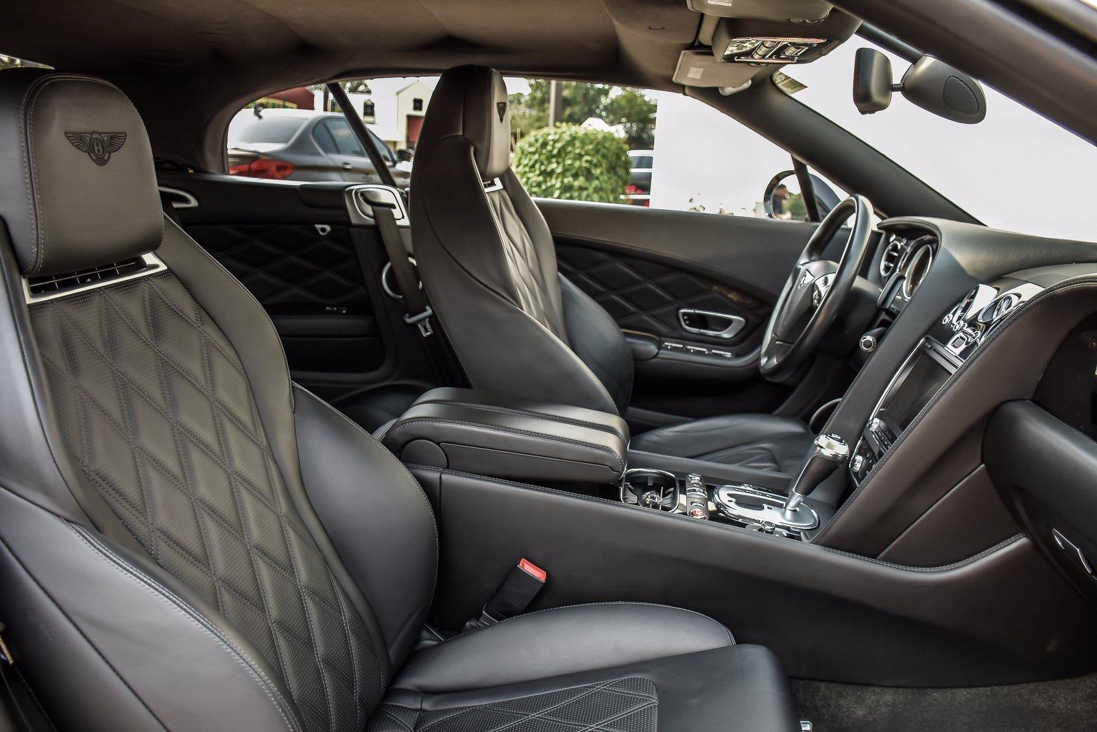 Used 2013 Bentley Continental GT Convertible Mulliner | Downers Grove, IL