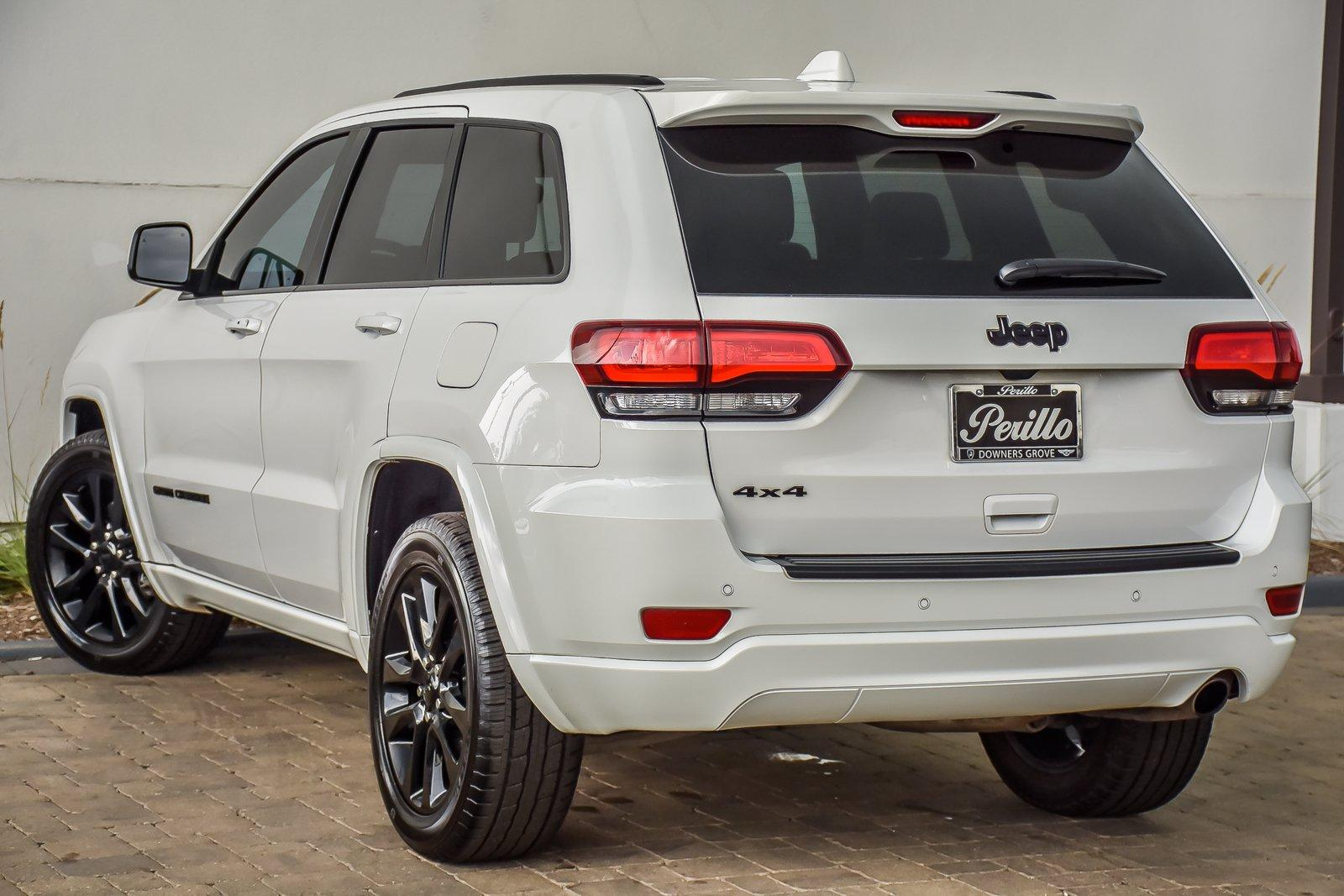 Used 2019 Jeep Grand Cherokee Altitude | Downers Grove, IL