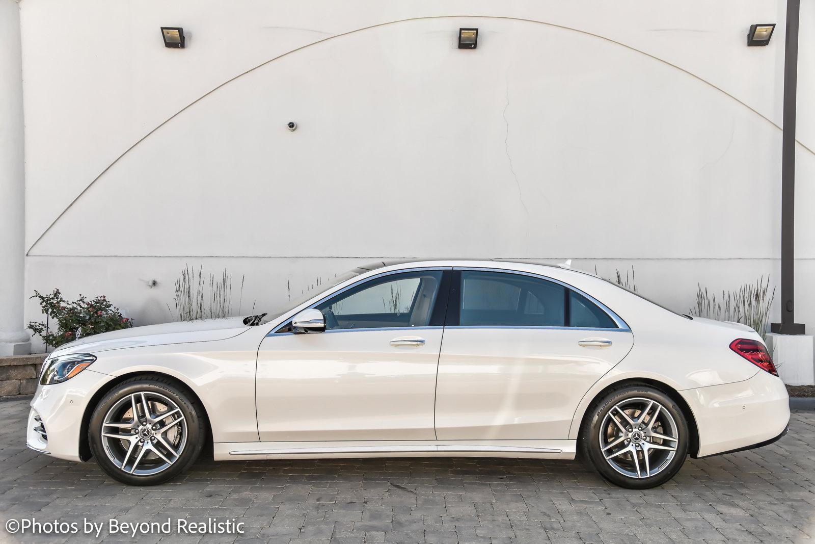 Used 2020 Mercedes-Benz S-Class S 560 AMG Line Premium Pkg   Downers Grove, IL