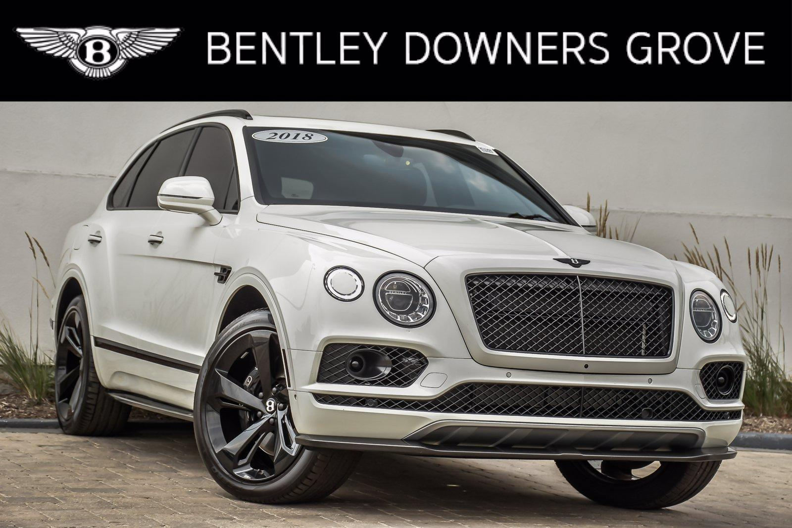 Used 2018 Bentley Bentayga Mulliner Black Edition   Downers Grove, IL