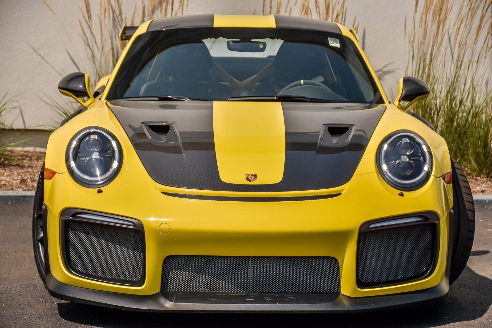 Used 2018 Porsche 911 GT2 RS Weissach Pkg | Downers Grove, IL