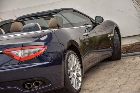 Used 2016 Maserati GranTurismo Convertible    Downers Grove, IL