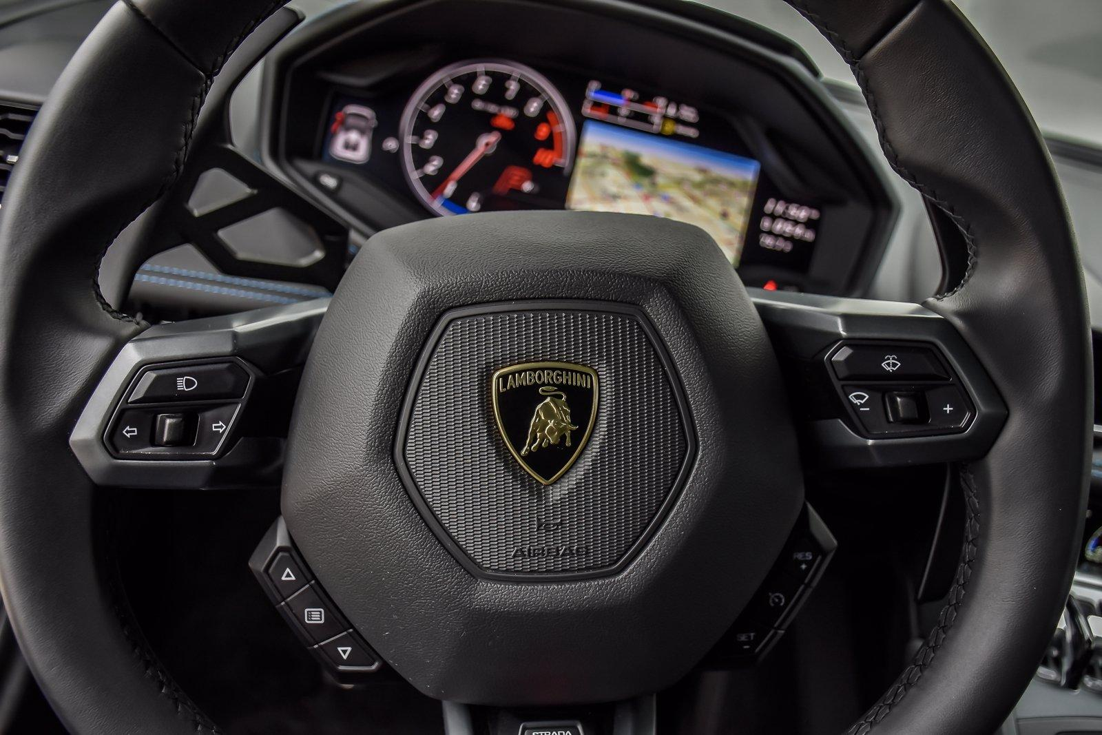 Used 2018 Lamborghini Huracan LP 580-2 Spyder With Navigation | Downers Grove, IL