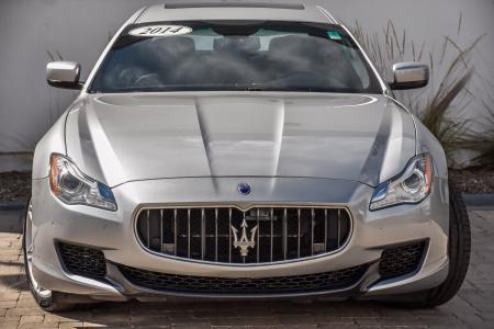 Used 2014 Maserati Quattroporte S Q4 Luxury/Sport Pkg   Downers Grove, IL