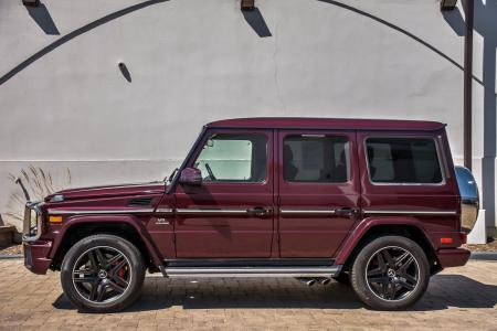 Used 2017 Mercedes-Benz AMG G 63  | Downers Grove, IL