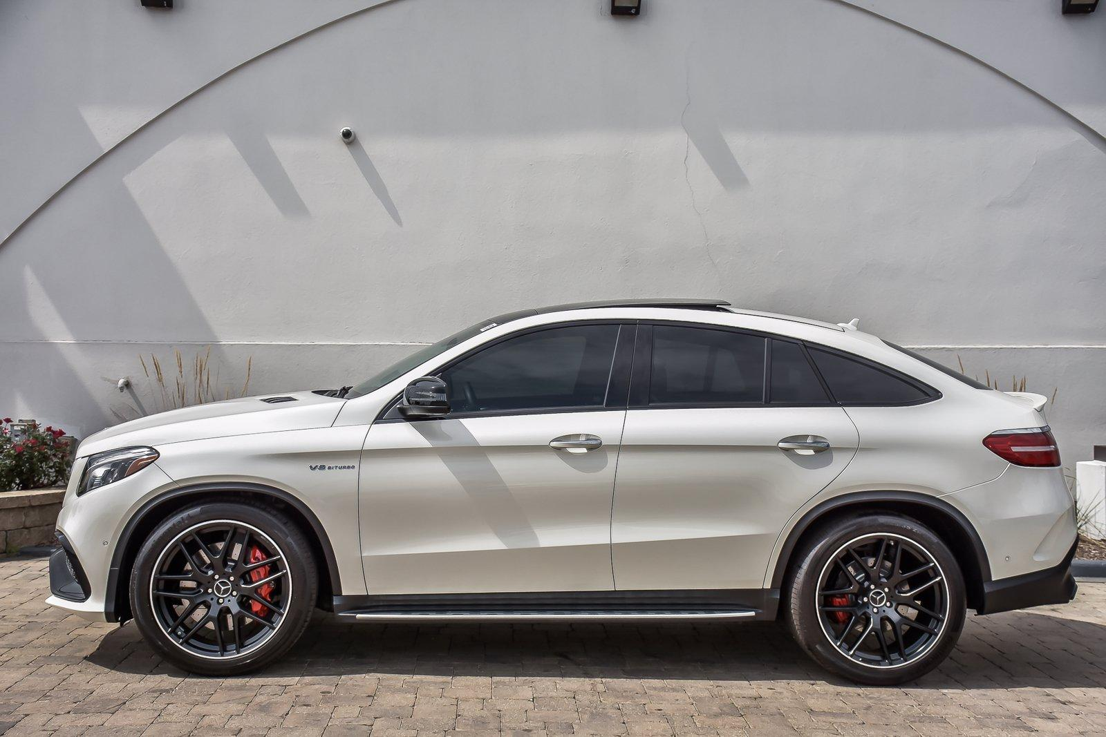 Used 2019 Mercedes-Benz AMG GLE 63 S Premium 3/AMG Night Pkg   Downers Grove, IL