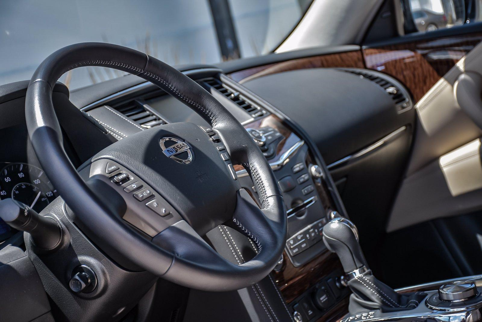 Used 2019 Nissan Armada Platinum, 3rd Row, Rear Ent. | Downers Grove, IL