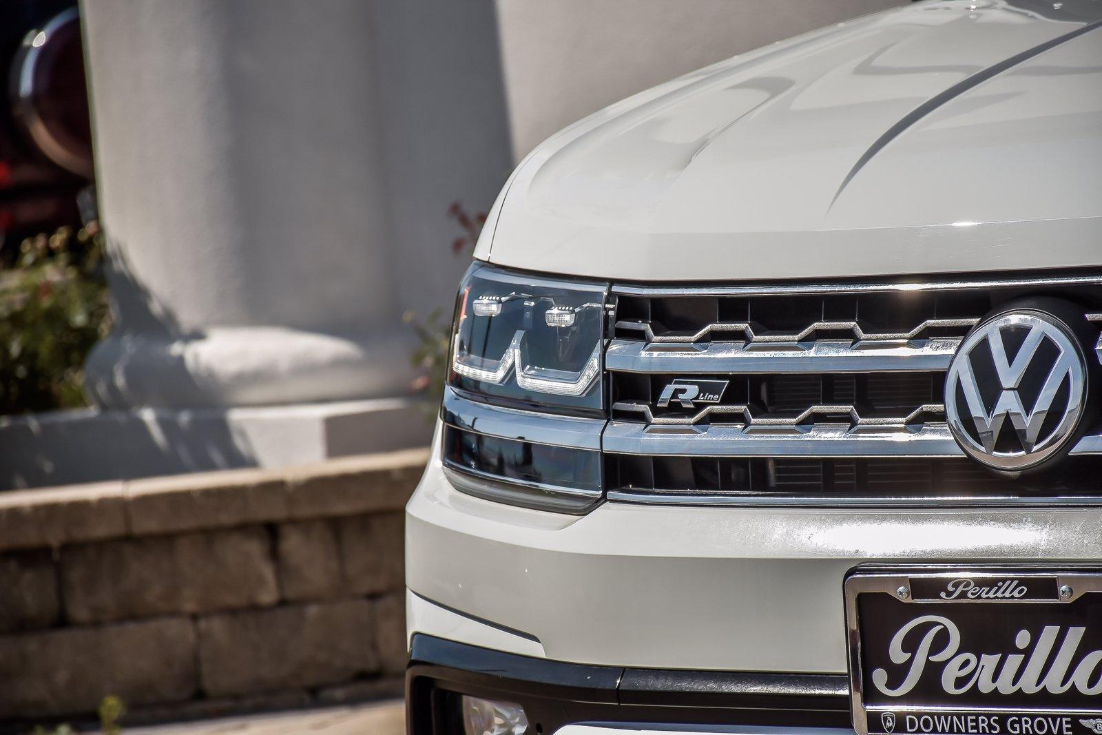 Used 2019 Volkswagen Atlas 3.6L V6 SEL R-Line | Downers Grove, IL