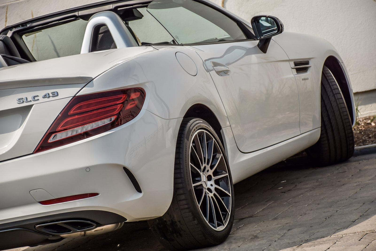 Used 2020 Mercedes-Benz AMG SLC 43 Roadster w/Nav/Night Pkg   Downers Grove, IL