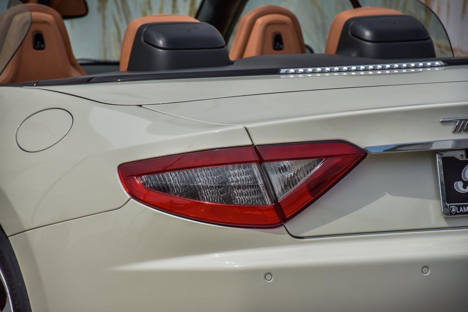 Used 2014 Maserati GranTurismo Convertible Sport | Downers Grove, IL