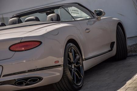 New 2022 Bentley Continental GT V8 Mulliner Convertible   Downers Grove, IL