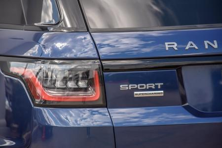 Used 2018 Land Rover Range Rover Sport Supercharged Dynamic | Downers Grove, IL