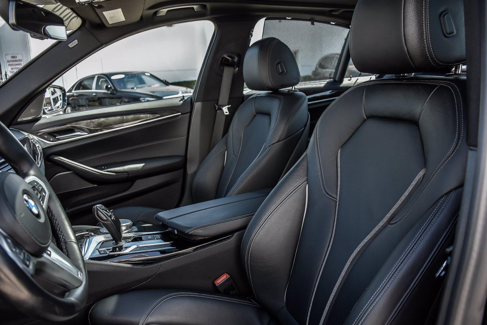 Used 2019 BMW 5 Series 540i xDrive M-Sport Executive | Downers Grove, IL