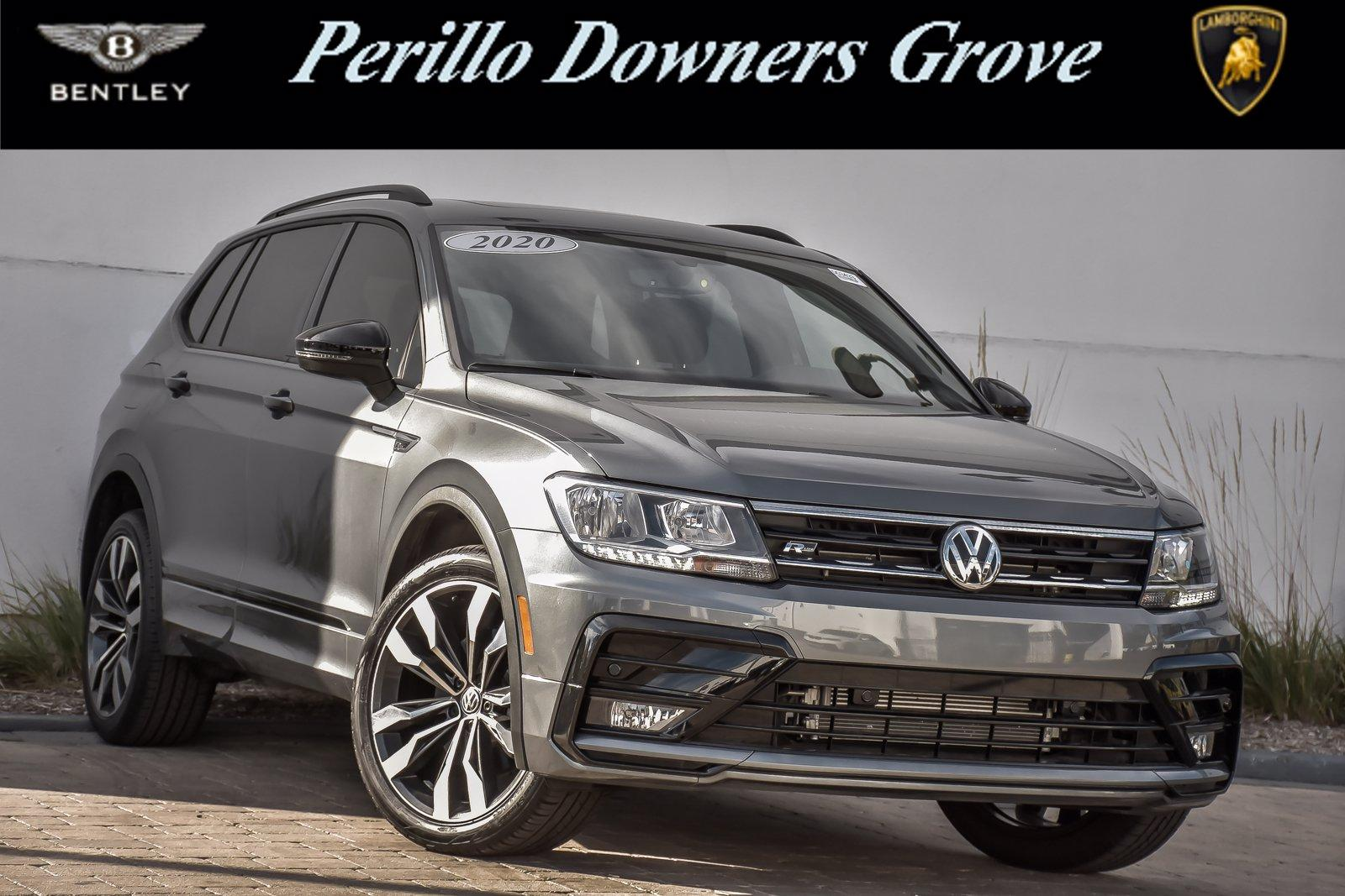 Used 2020 Volkswagen Tiguan SE R-Line Black   Downers Grove, IL