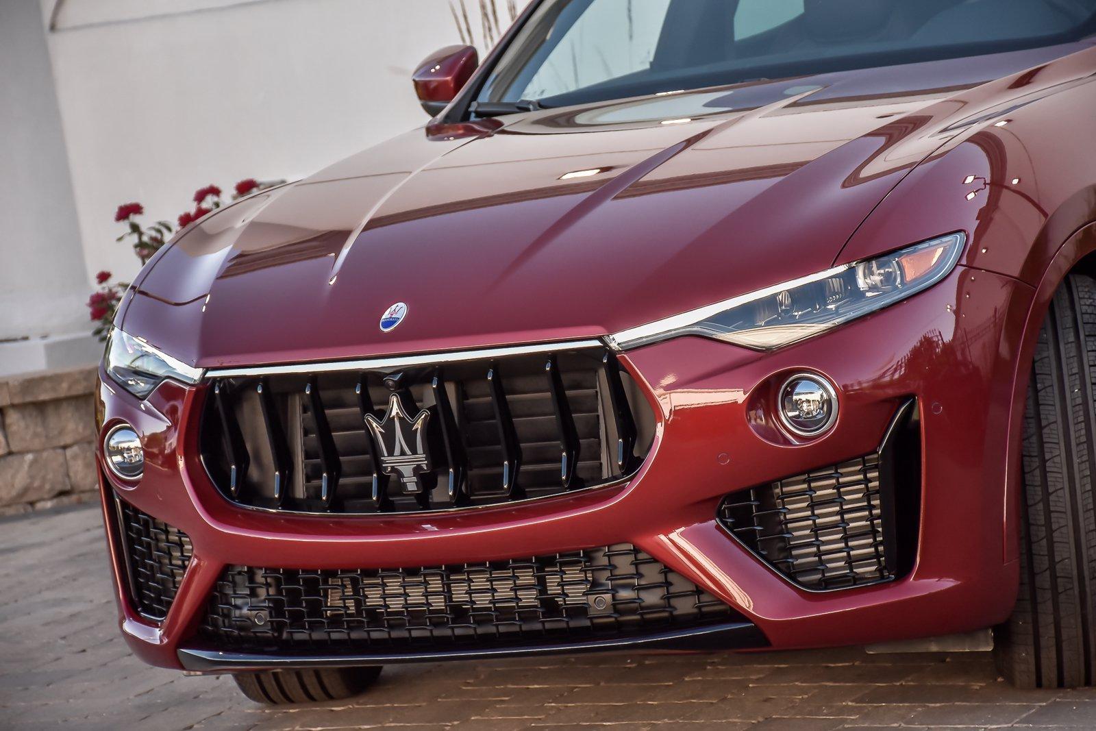Used 2020 Maserati Levante S GranSport   Downers Grove, IL