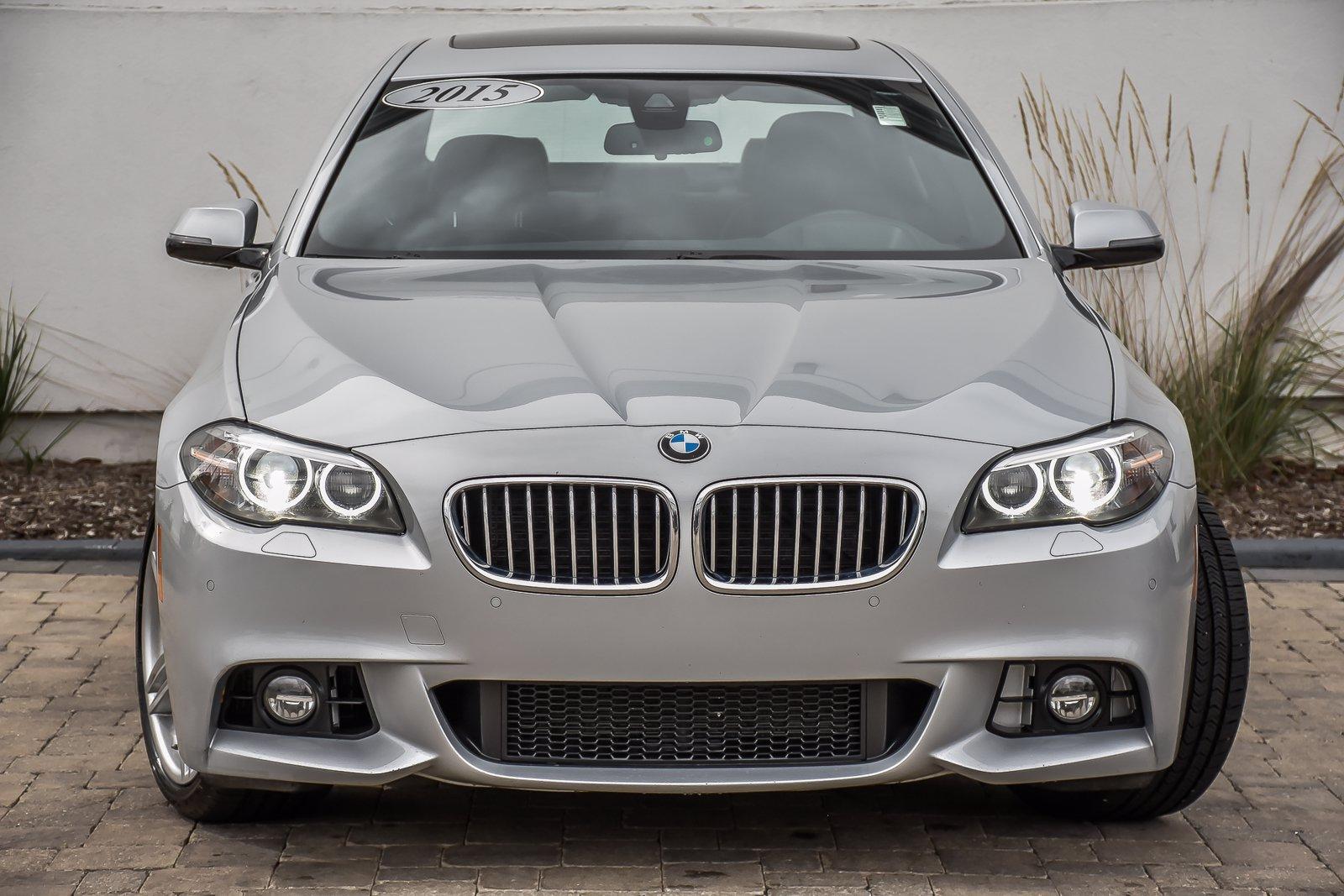 Used 2015 BMW 5 Series 535i xDrive M-Sport Premium | Downers Grove, IL
