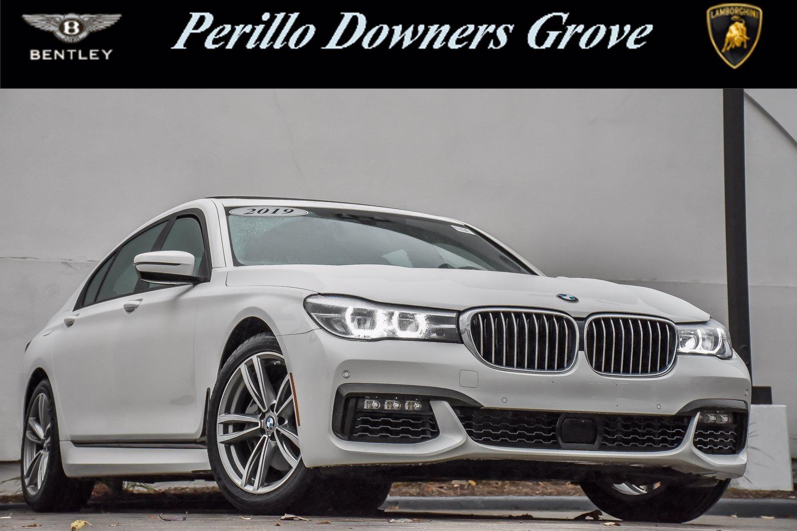 Used 2019 BMW 7 Series 740i xDrive | Downers Grove, IL
