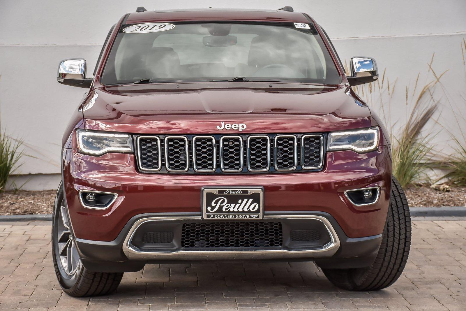 Used 2019 Jeep Grand Cherokee Limited | Downers Grove, IL