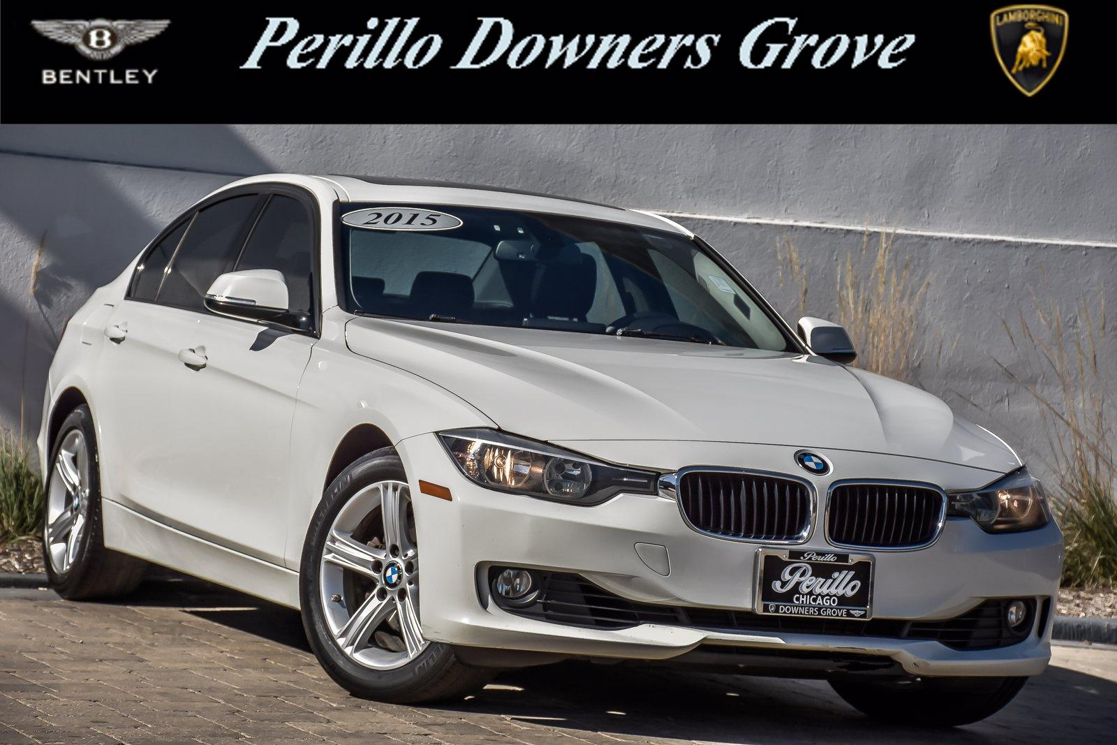 Used 2015 BMW 328i xDrive With Navigation | Downers Grove, IL