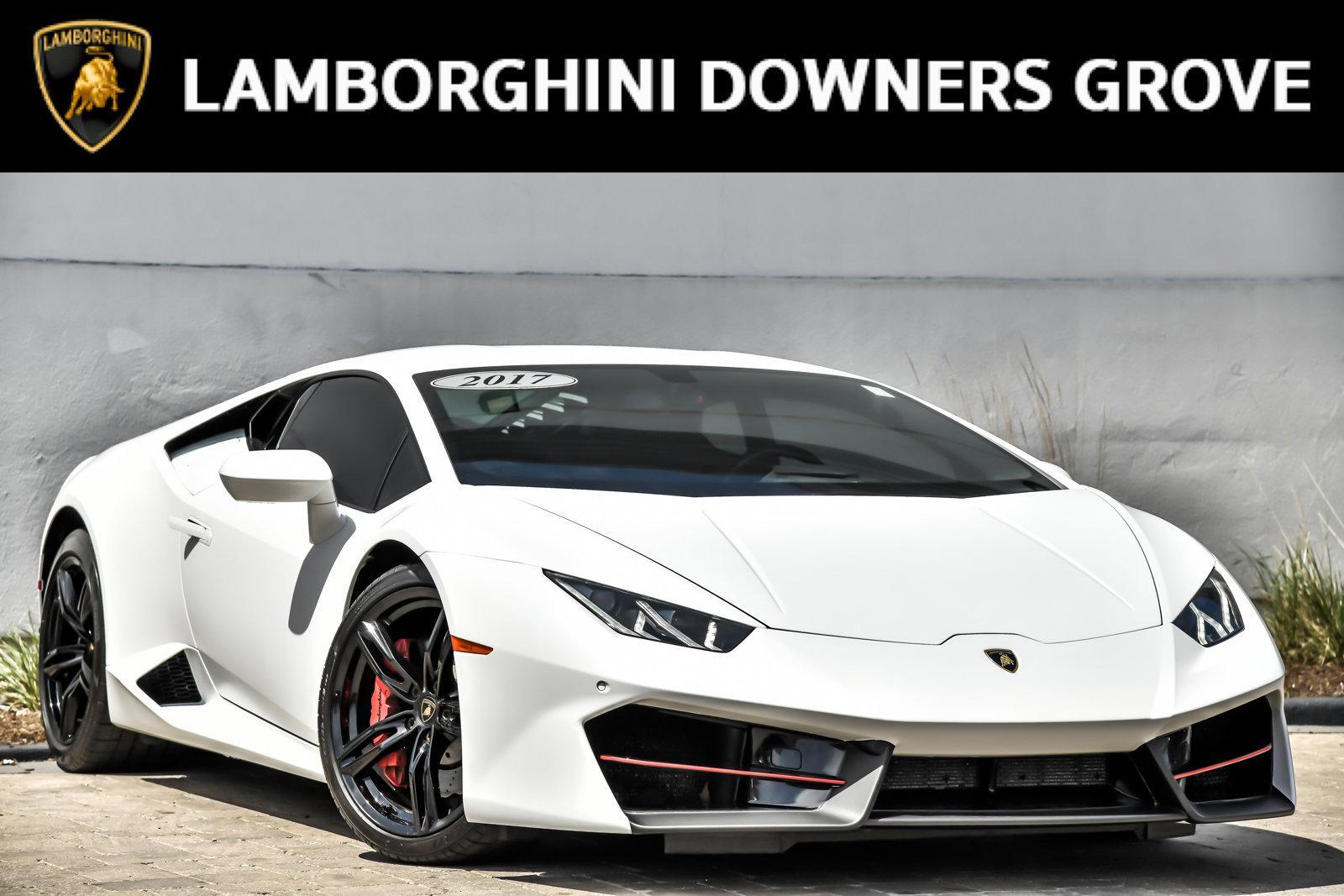 Used 2017 Lamborghini Huracan LP 580-2   Downers Grove, IL