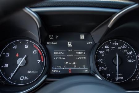 Used 2021 Alfa Romeo Giulia Ti Nero Edizione With Navigation | Downers Grove, IL