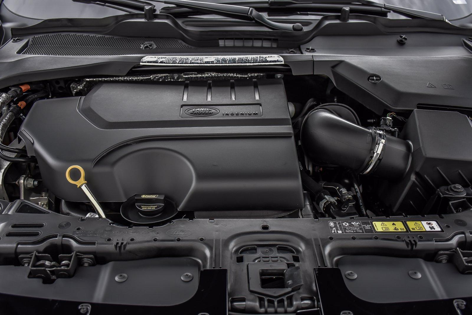 Used 2021 Land Rover Range Rover Evoque SE | Downers Grove, IL