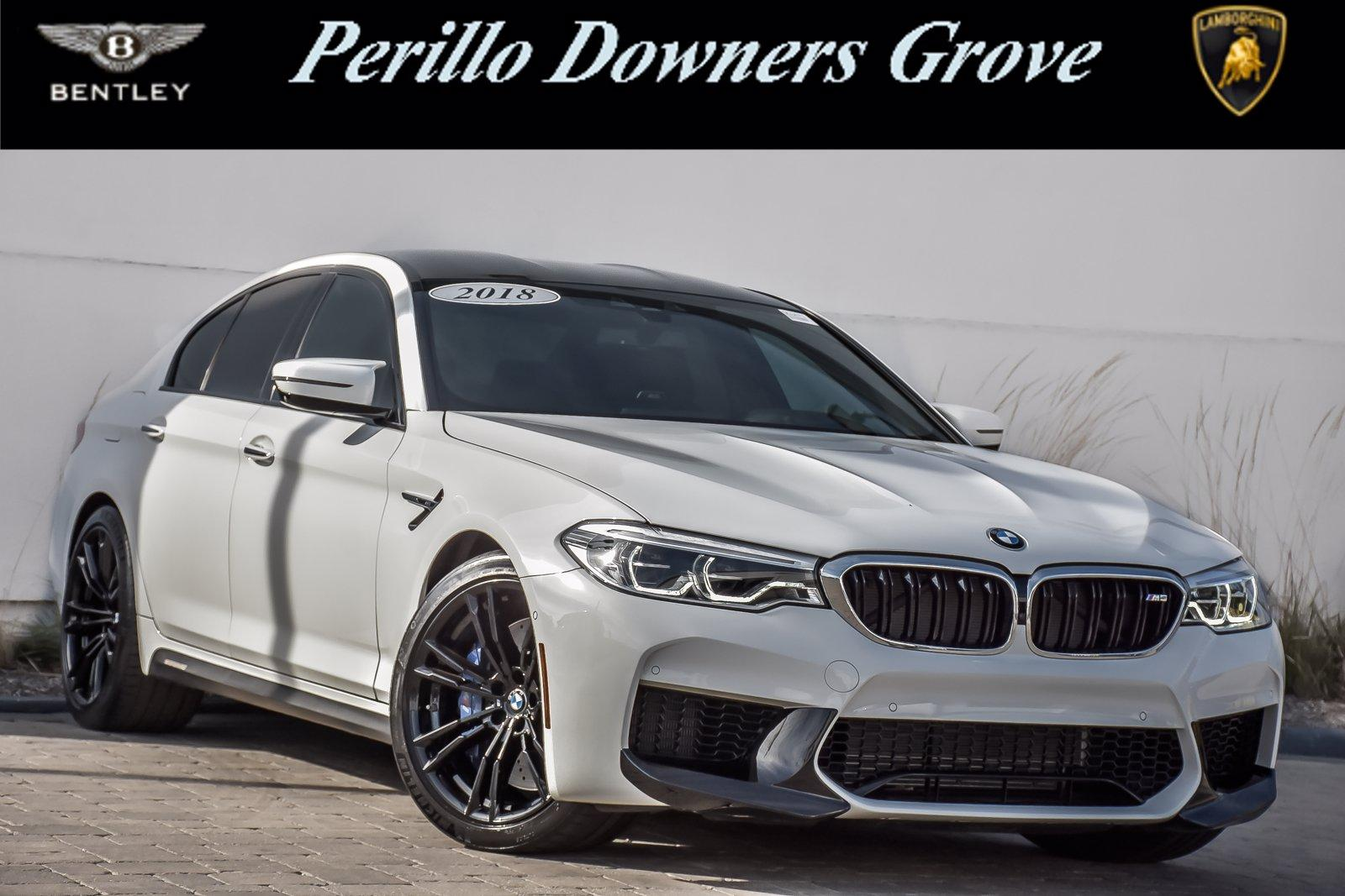Used 2018 BMW M5    Downers Grove, IL