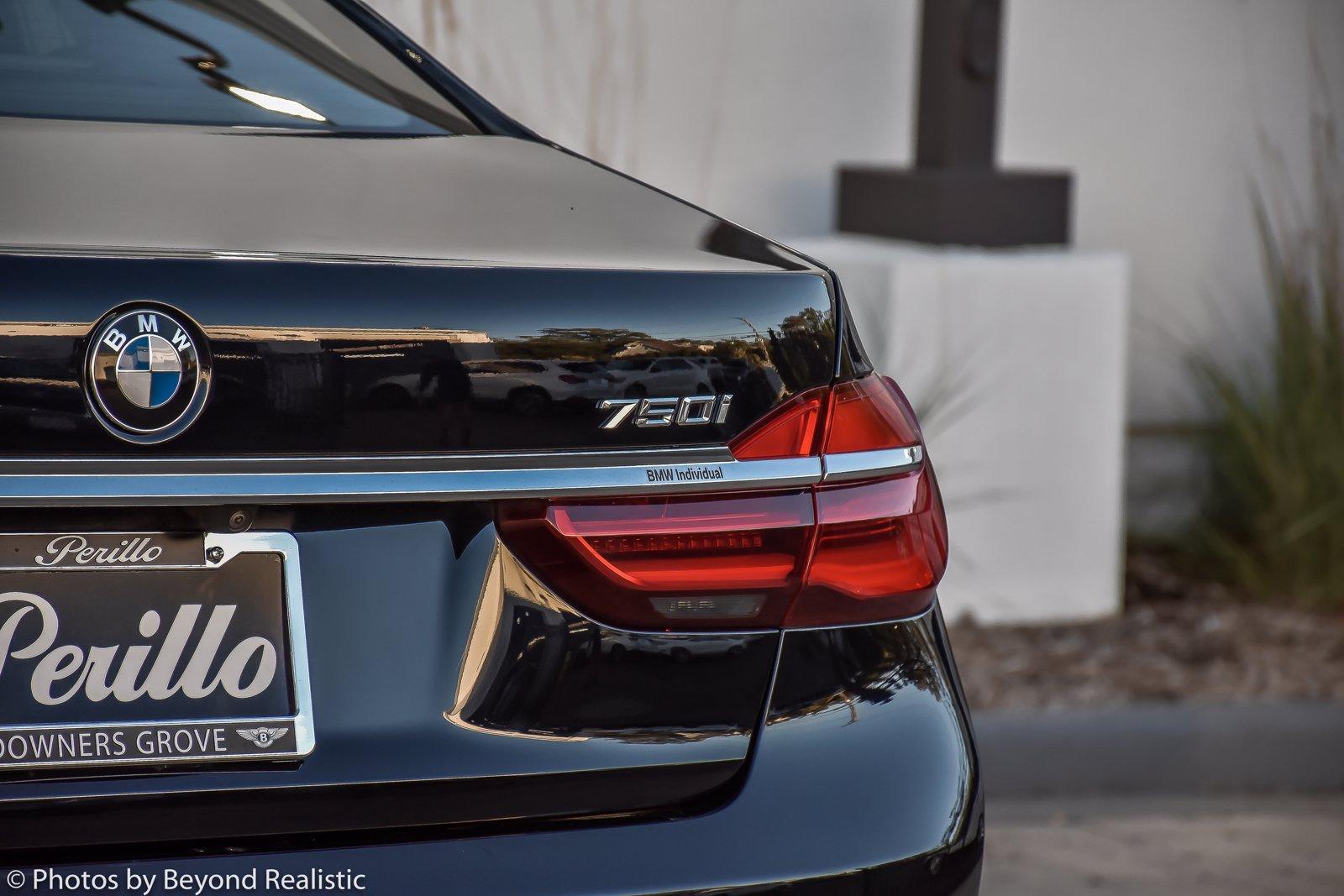Used 2018 BMW 7 Series 750i xDrive | Downers Grove, IL