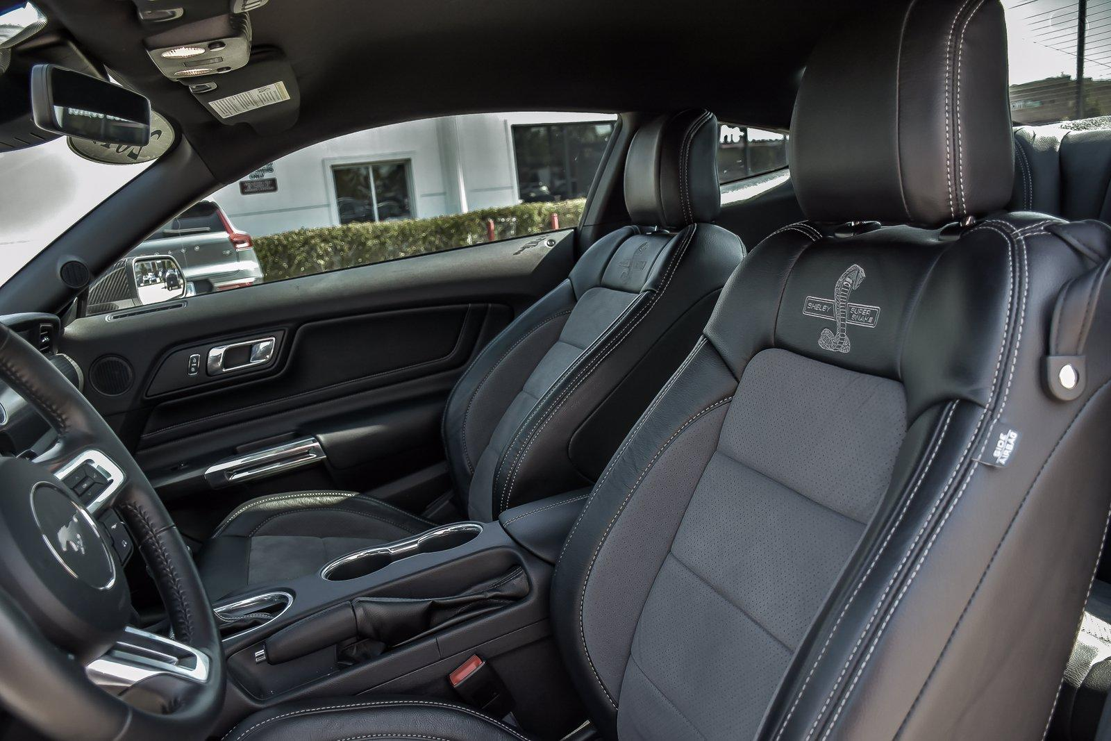 Used 2019 Ford Mustang GT Premium Shelby Super Snake With Navigation | Downers Grove, IL