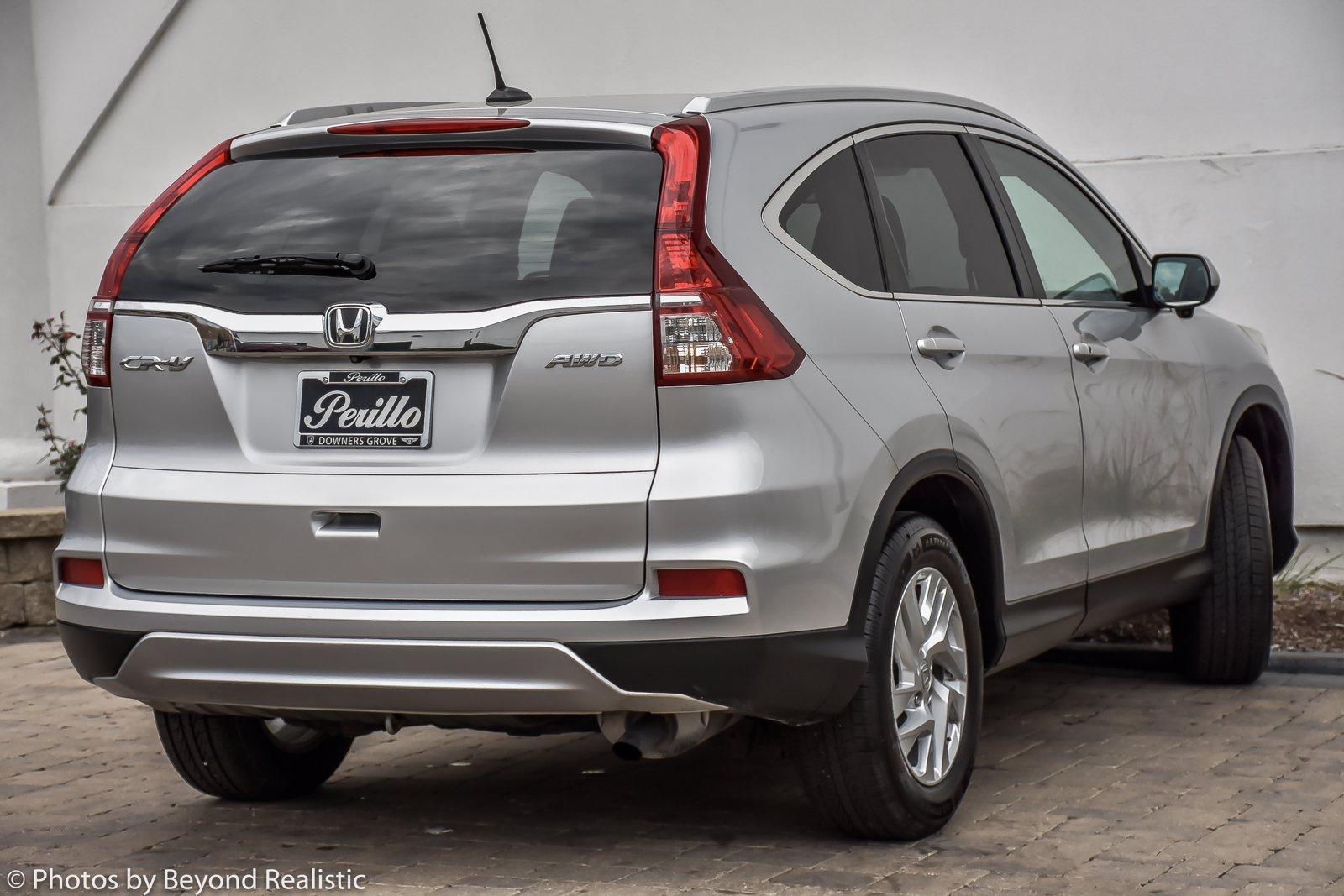 Used 2015 Honda CR-V EX-L | Downers Grove, IL