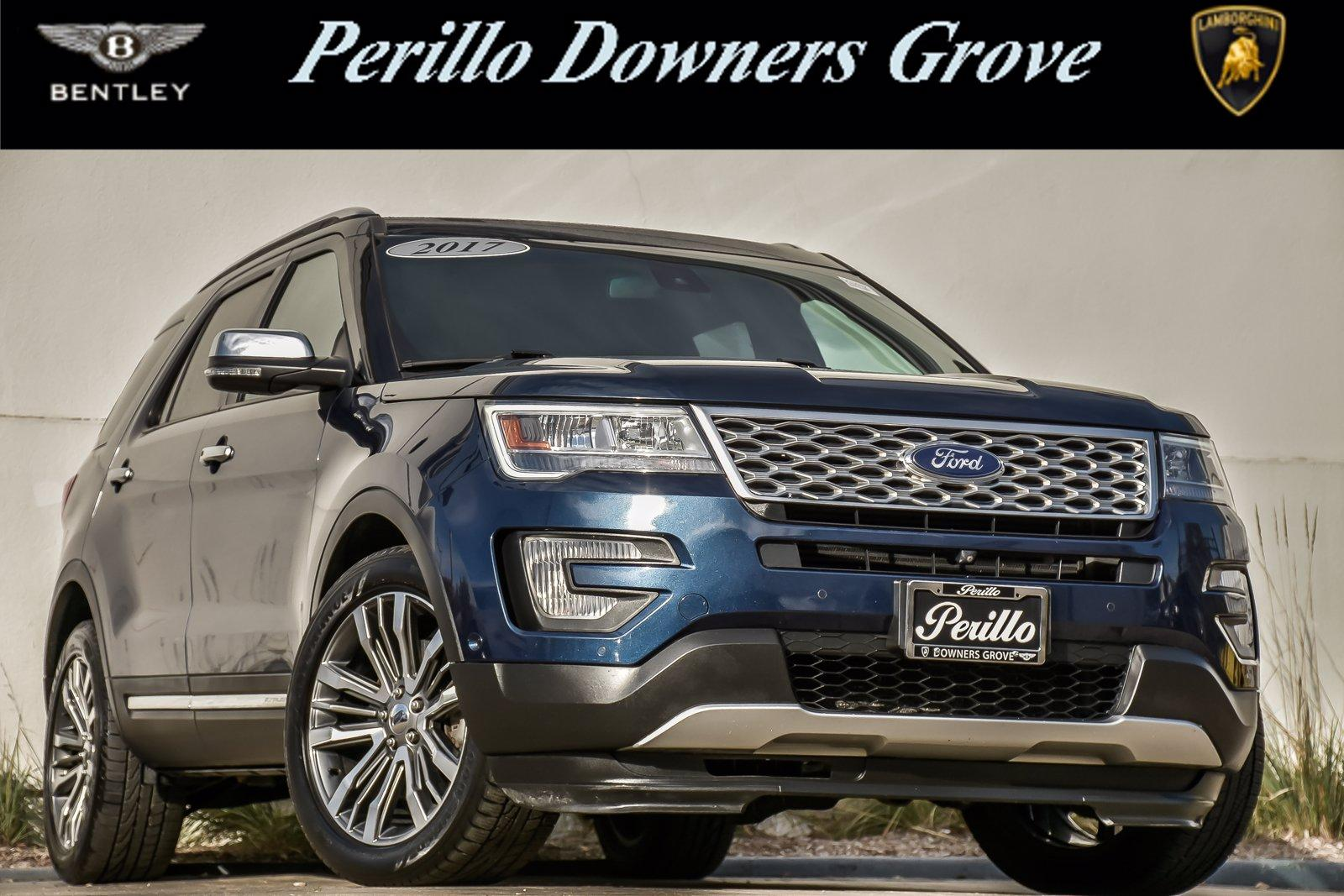 Used 2017 Ford Explorer Platinum   Downers Grove, IL