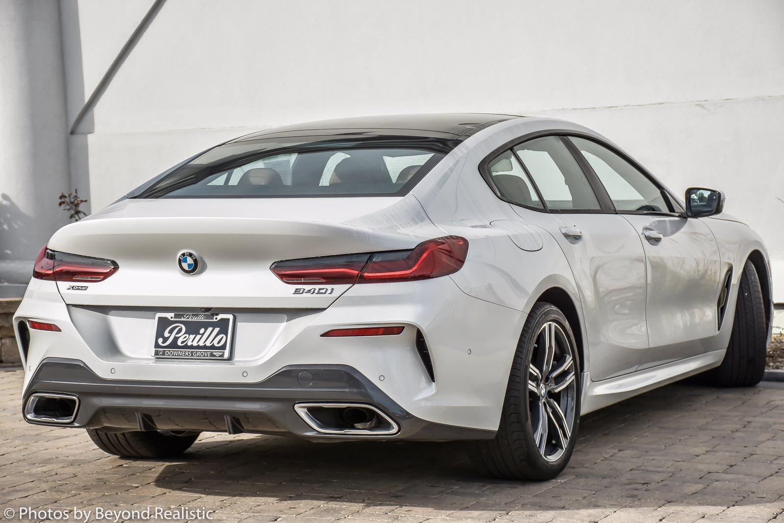 Used 2020 BMW 8 Series 840i M-Sport Gran Coupe   Downers Grove, IL
