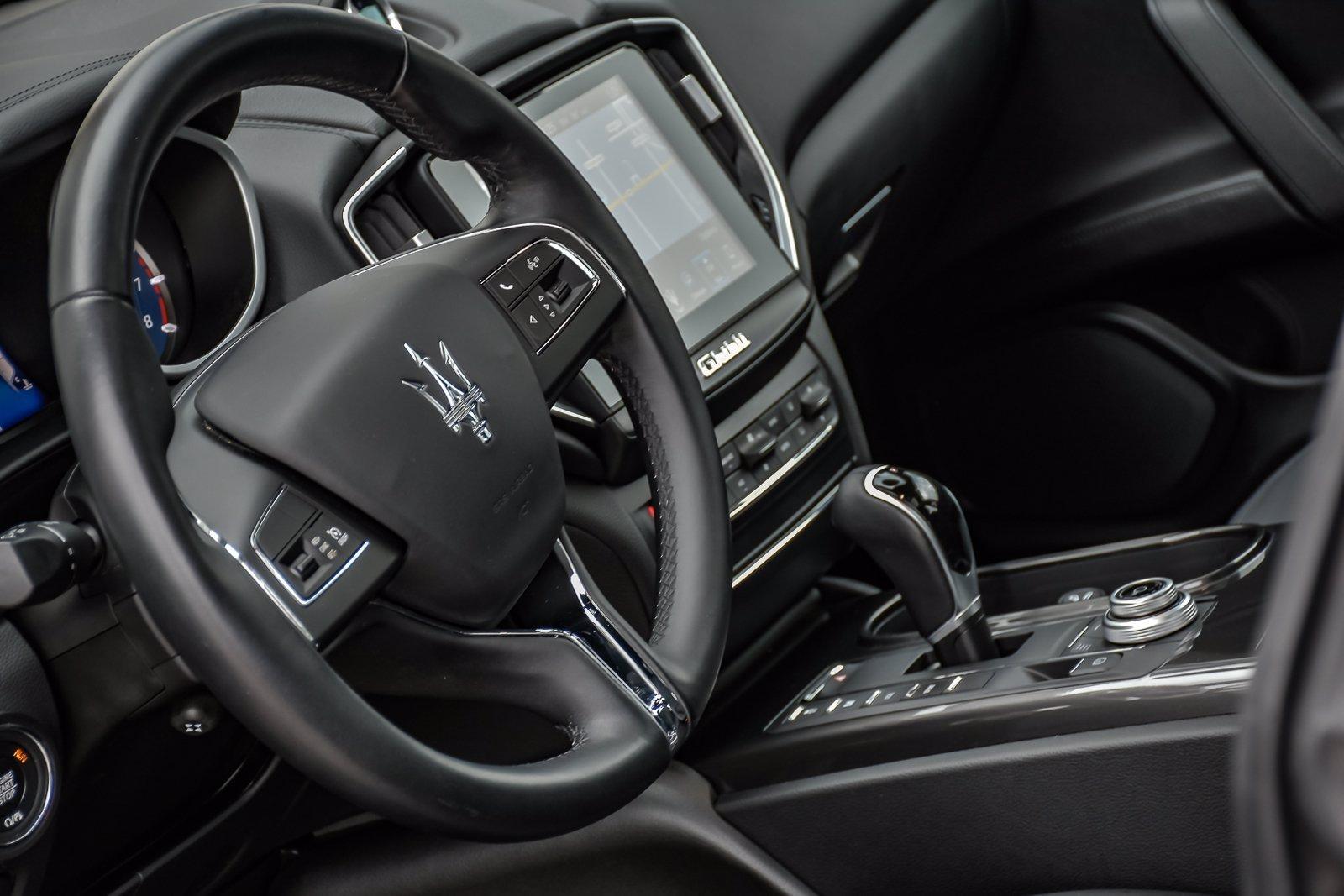 Used 2017 Maserati Ghibli S Q4 | Downers Grove, IL