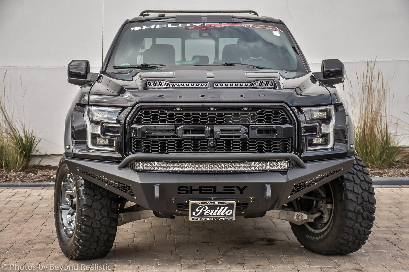 Used 2018 Ford F-150 Shelby Baja Raptor With Navigation   Downers Grove, IL