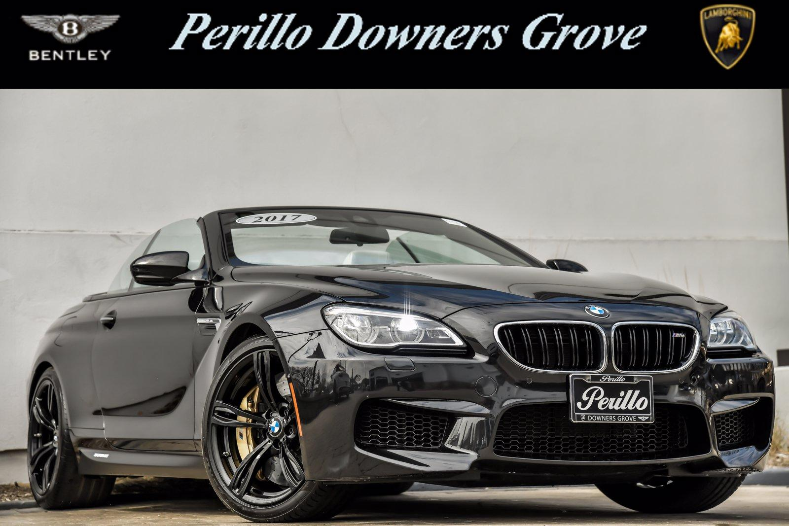 Used 2017 BMW M6 Convertible   Downers Grove, IL