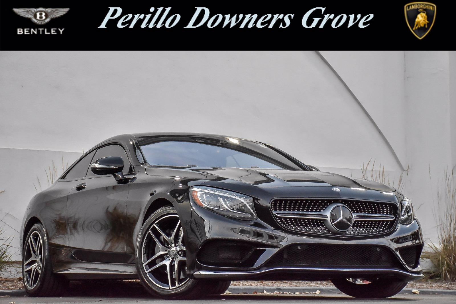 Used 2016 Mercedes-Benz S-Class S 550   Downers Grove, IL