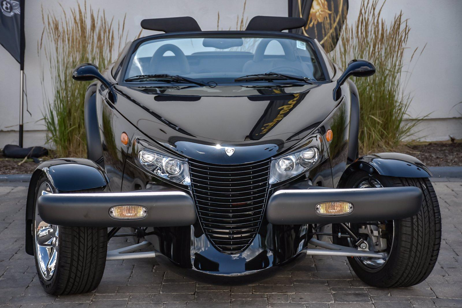 Used 2000 Plymouth Prowler  | Downers Grove, IL