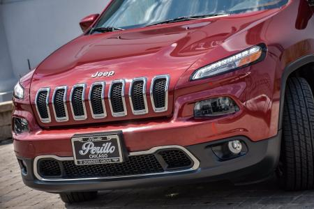 Used 2015 Jeep Cherokee Limited | Downers Grove, IL