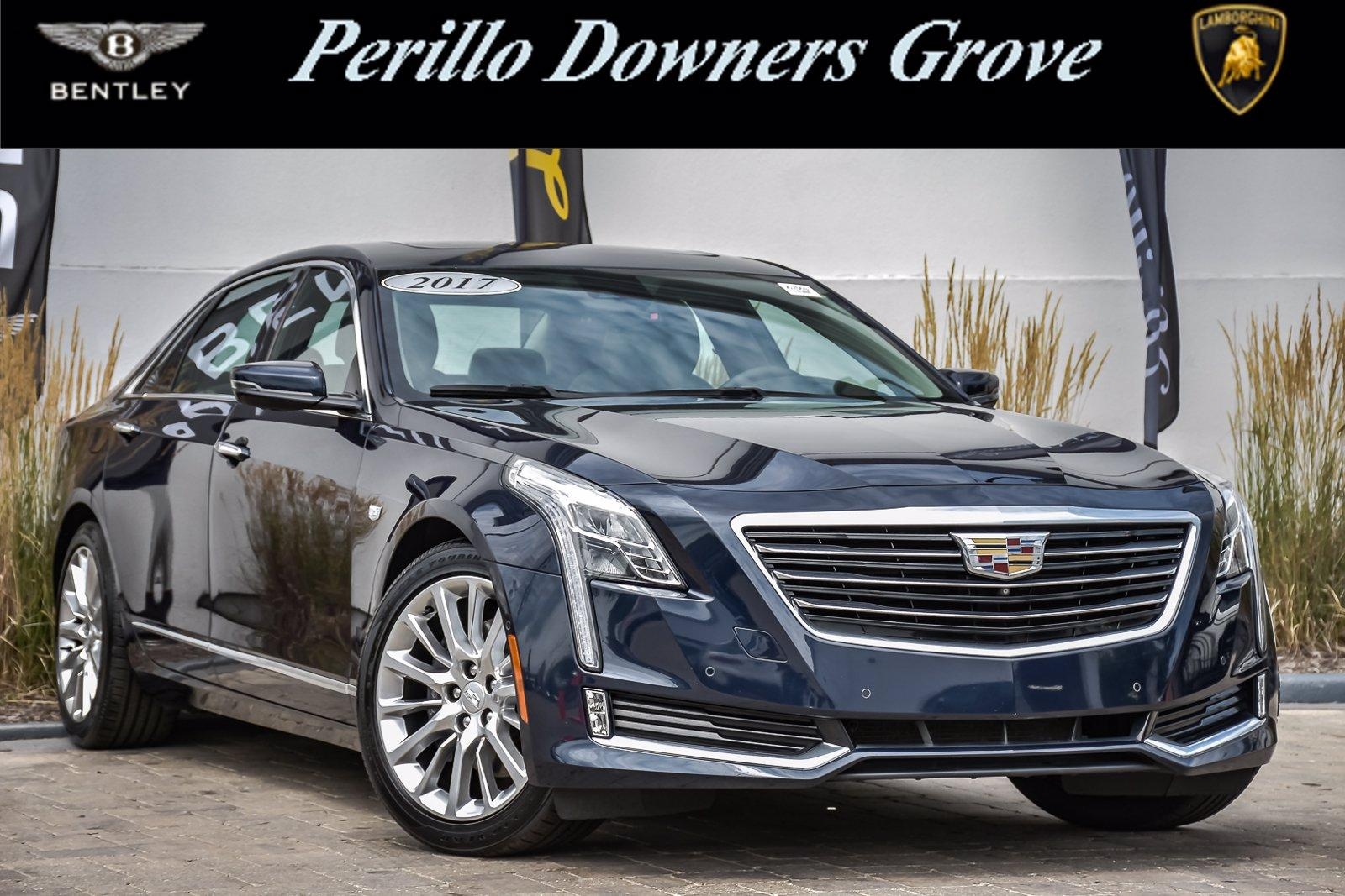 Used 2017 Cadillac CT6 Luxury AWD | Downers Grove, IL