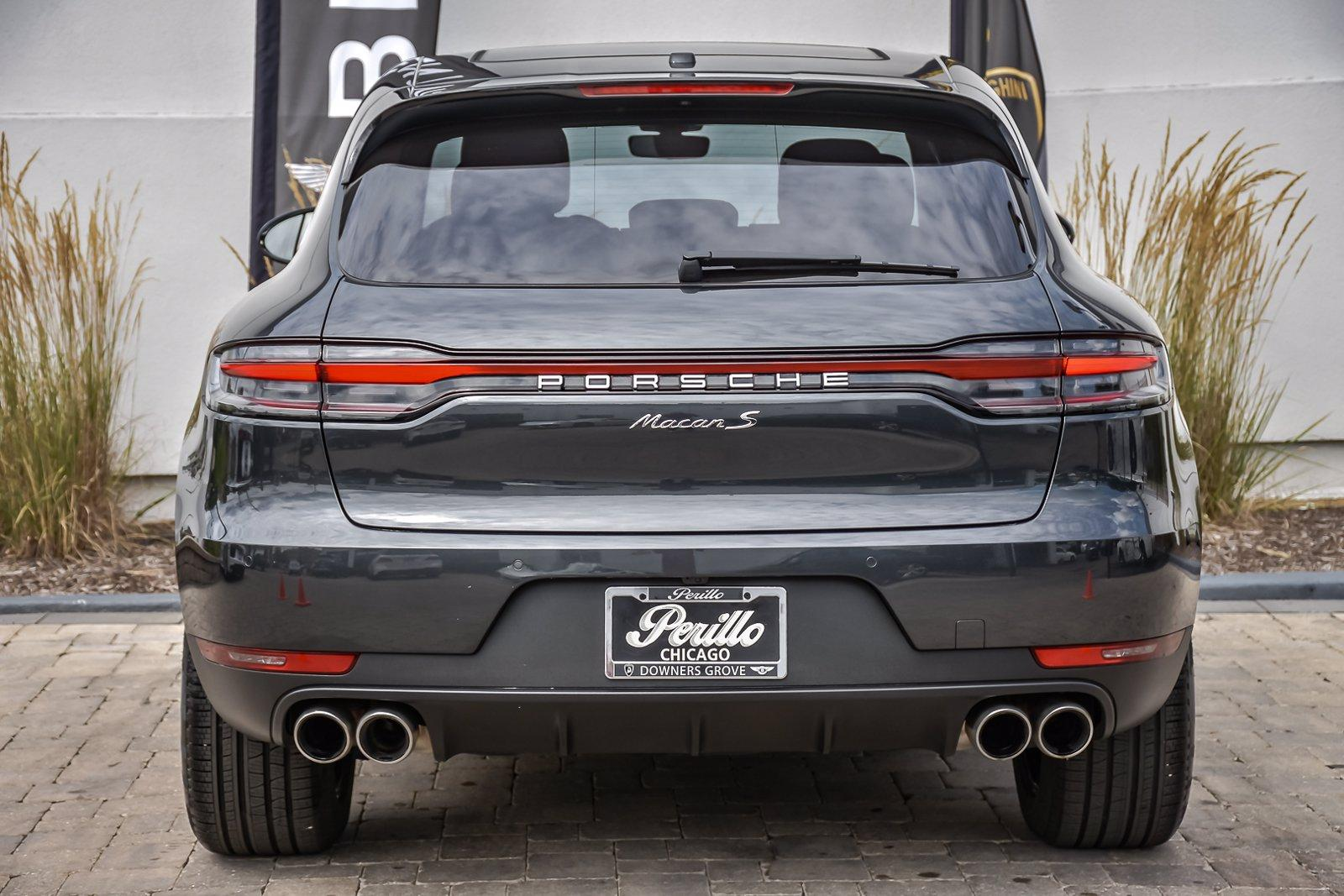Used 2019 Porsche Macan S Premium Plus | Downers Grove, IL