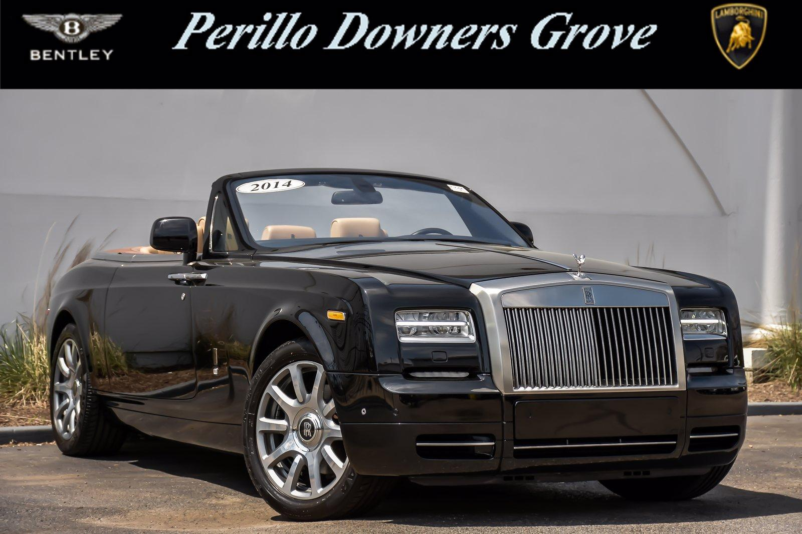 Used 2014 Rolls-Royce Phantom Coupe Drophead | Downers Grove, IL