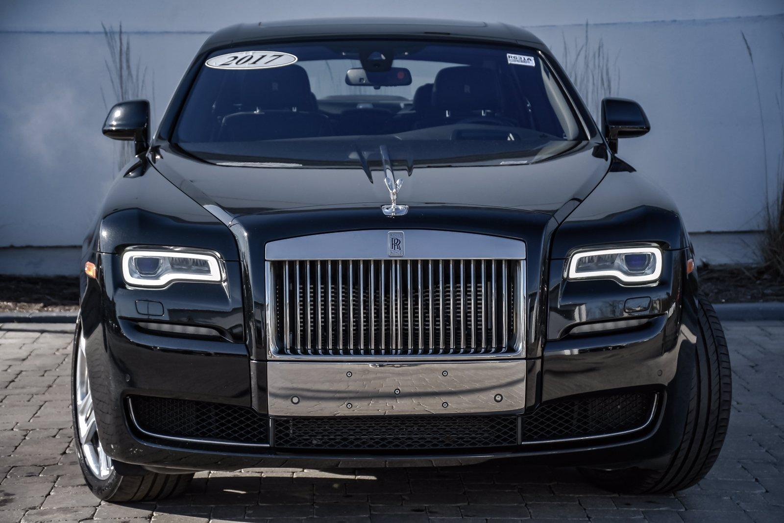 Used 2017 Rolls-Royce Ghost  | Downers Grove, IL