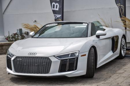 Used 2017 Audi R8 Spyder V10 | Downers Grove, IL