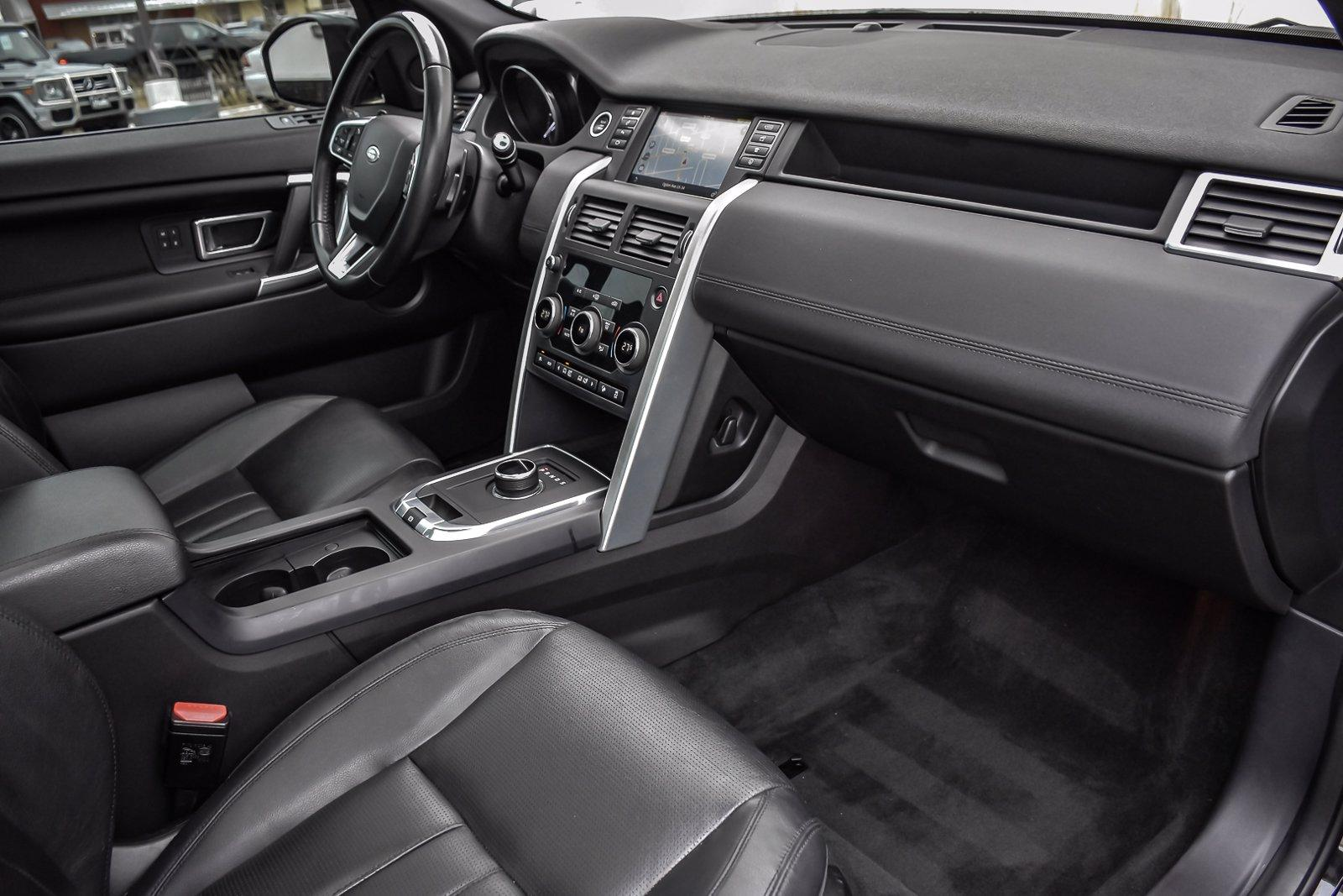 Used 2017 Land Rover Discovery Sport HSE With Navigation | Downers Grove, IL