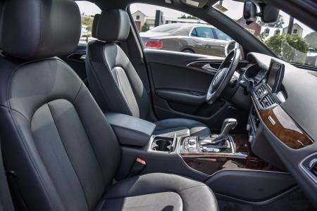 Used 2017 Audi A6 Premium Plus, Black Optic Pkg,   Downers Grove, IL