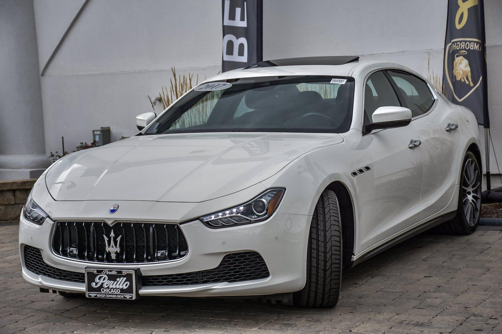Used 2017 Maserati Ghibli S Q4 | Downers Grove, IL