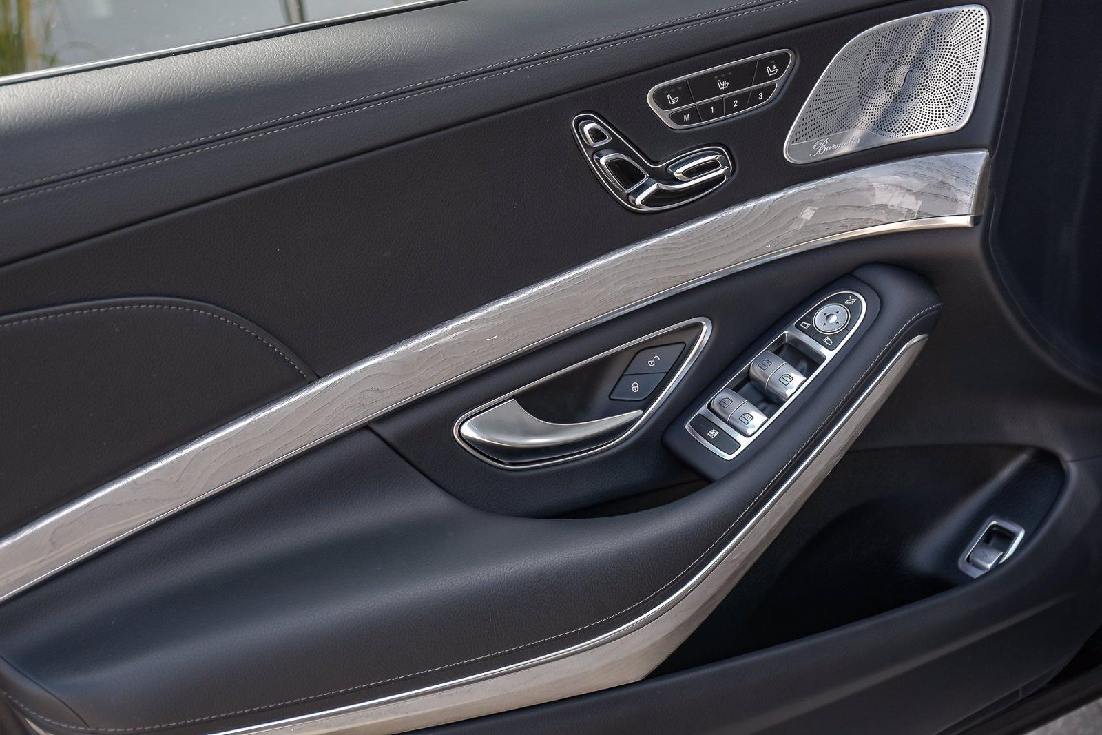 Used 2015 Mercedes-Benz S-Class S 550,Premium 1 Pkg, Sport Pkg, | Downers Grove, IL