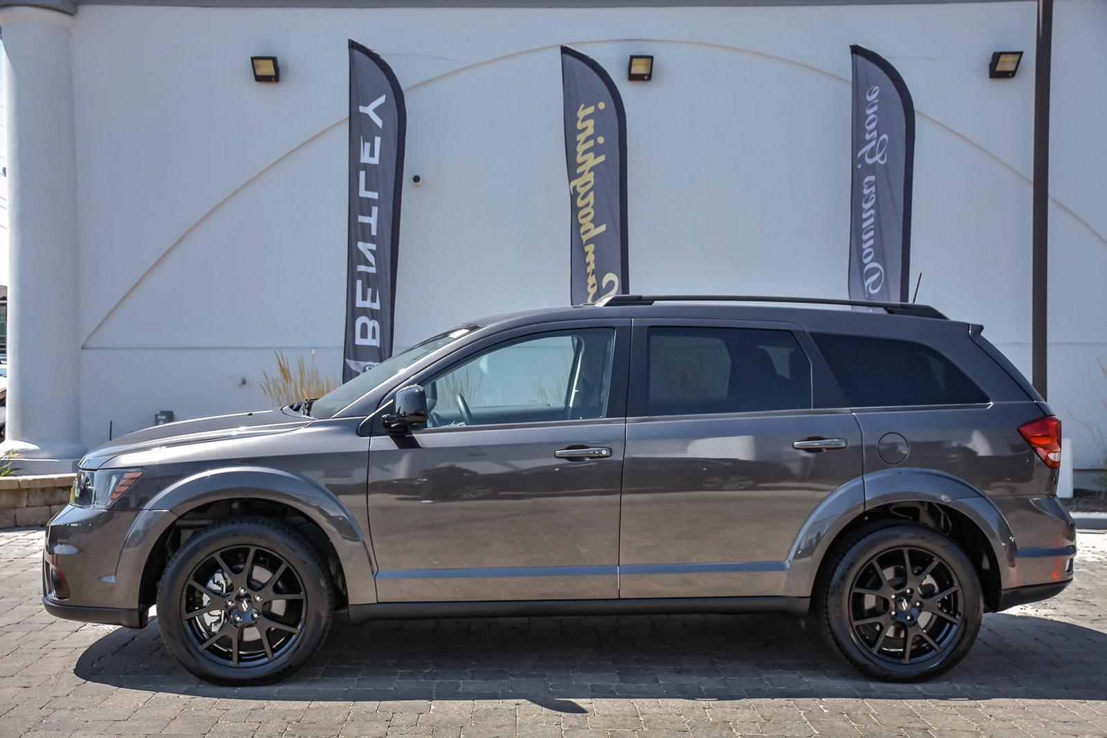 Used 2019 Dodge Journey GT BlackTop With Navigation | Downers Grove, IL